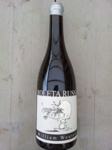 Roleta Russa (wit)